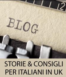 Storie e consigli per italiani in UK
